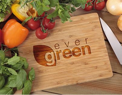 Evergreen // Il verde in tavola
