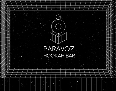 CORPORATE STYLE OF THE HOOKAH BAR PARAVOZ