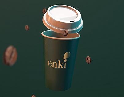 Enki Brand Identity