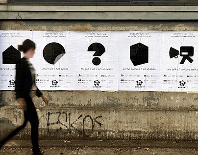 Nite Art 2017 event campaign