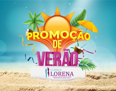 Clínica Lorena - Promoção de Verão