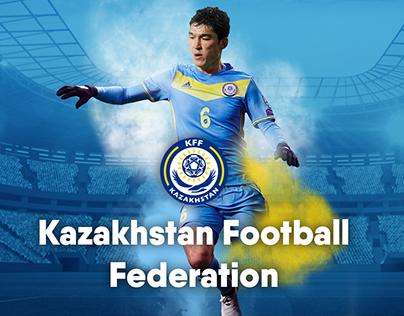 Kazakhstan Football Federation - Design-support