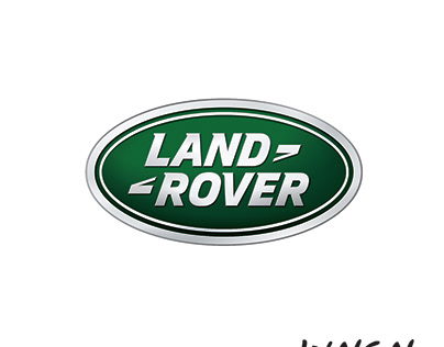 Land Rover Poster Design