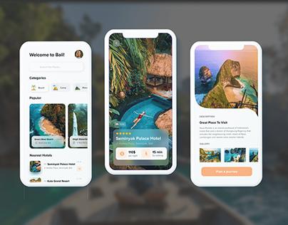 Discover Bali - Travel App