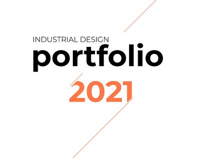Industrial Design Portfolio'21