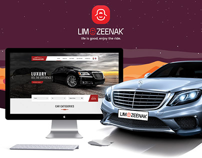 Limozeenak Web Design & Development