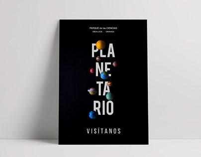 Planetario - Parque de las Ciencias de Granada