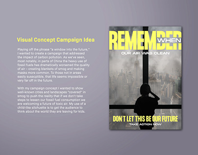 Climate Campaign Concept