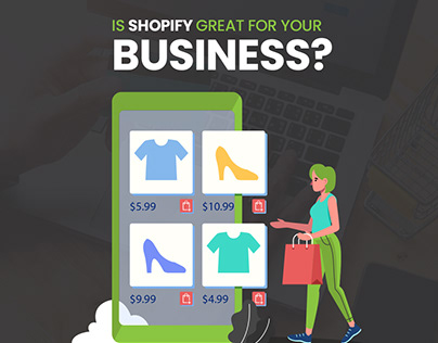 Shopify great or your business?