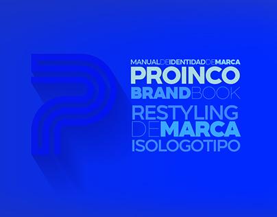 Proinco Rebrand Design