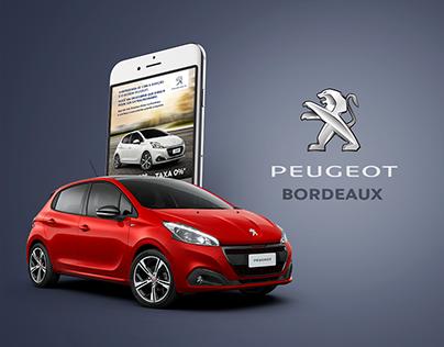 Peugeot Bordeaux