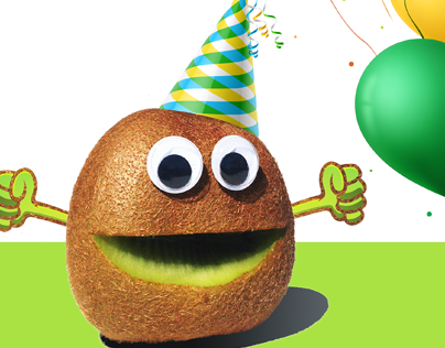 Kiwifruit Birthday Promotion