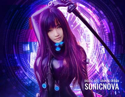 Sonicnova - Album Cover