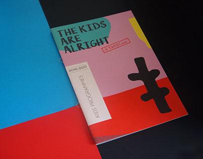 Kids Programme Brochure | Tatoi club