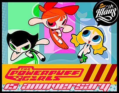 PowerPuff Girls Opennig remake (15th Anniversay)