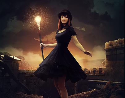 "Magical Dance "" PSD "" Download"