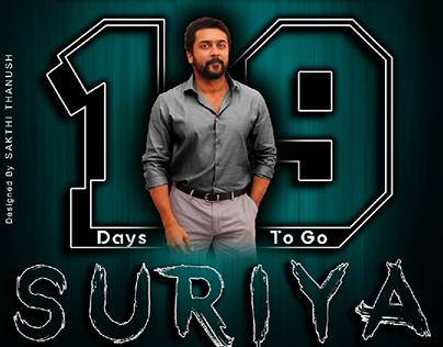 19 Days more for Suriya anna's B'day