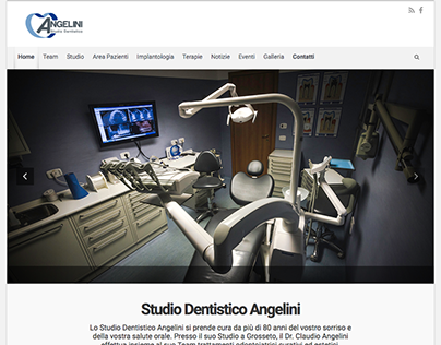Brand Identity for Studio Dentistico Angelini