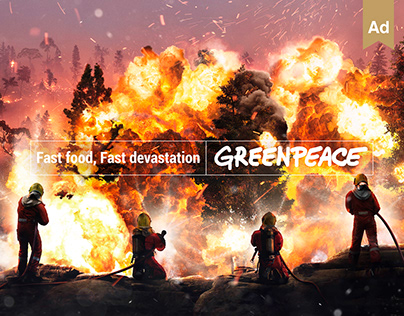 Greenpeace - Fast food, Fast devastation