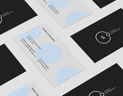 SPAZIO OSTEOPATIA / Brand Identity Project
