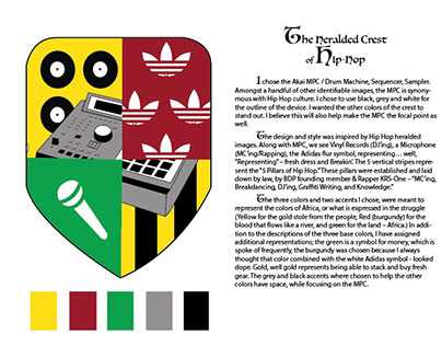 The Heralded Crest  of Hip-Hop