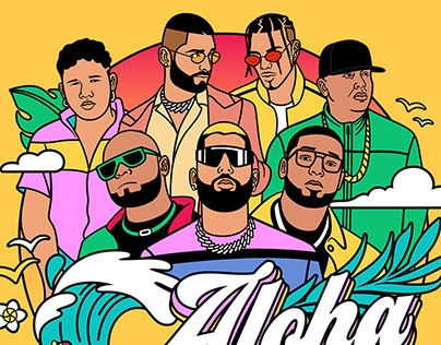 Aloha | Official Single Cover| Hear This Music