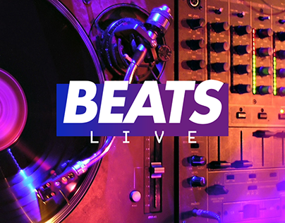 BEATS Live | TV Show GFX