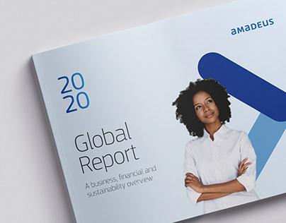 Global Report 2020 - Amadeus