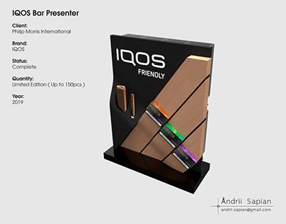 IQOS Bar Presenter