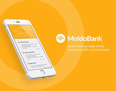 MoldoBank iOS App
