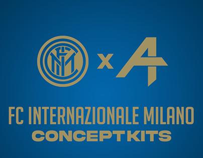 Internzionale Milano Kits concepts
