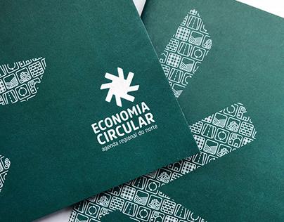 Economia Circular | Agenda Regional do Norte | Branding
