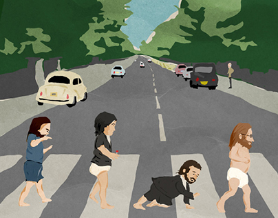 Baby Road - The Beatles