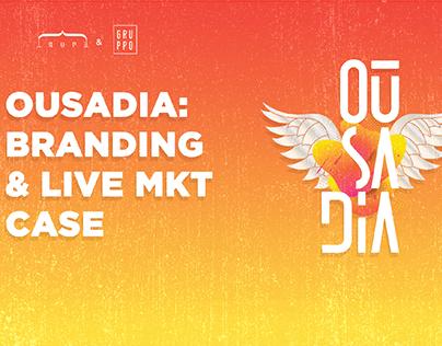 Ousadia Live Marketing & Branding