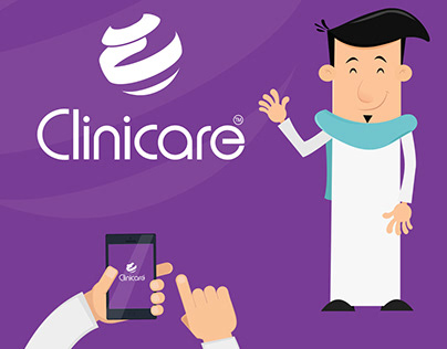 Clinicare Your Doctor in Your Hand