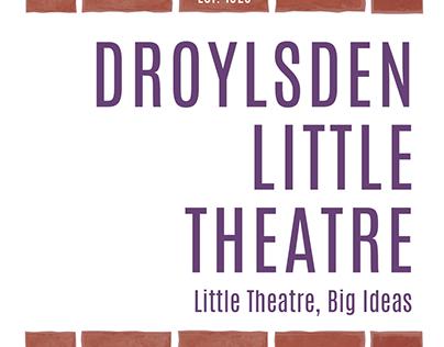 Droylsden Little Theatre | Logo Design