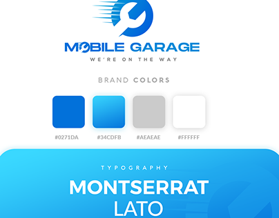 Mobile Garage WebApp