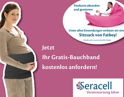 Postcard Design- Seracell Pharma AG