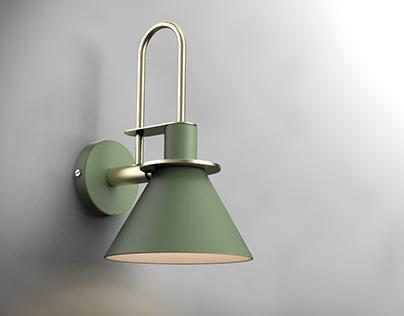 Horn | wall lamp