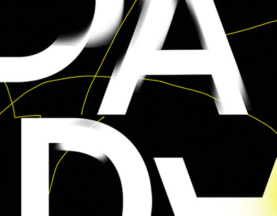 """Dada Rites"" Poster Design"
