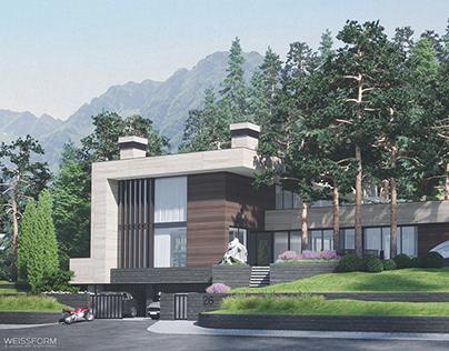 SOCHI HOUSE K