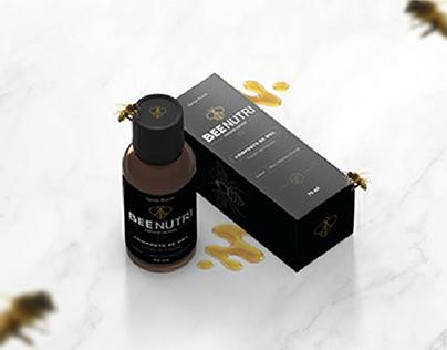 Bee Nutri branding
