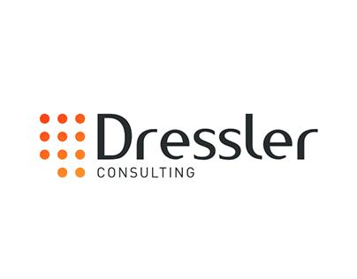 Logo for US-based multinational company, Dressler