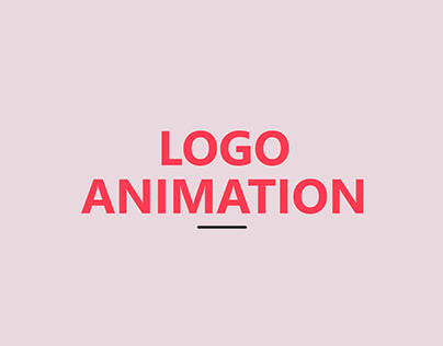 LOGO ANIMATION COLLECTIONS