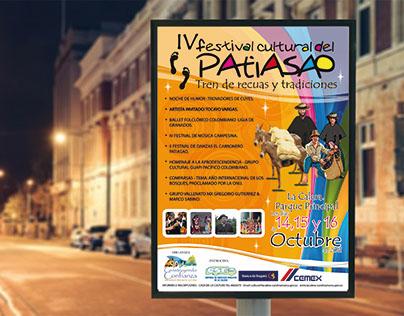 Publicidad - Festival Cultural