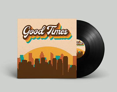 Good Times (Cover art)