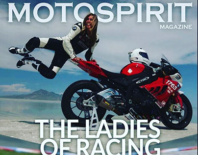 MOTOSPIRIT MAGAZINE COVERS