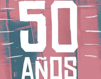 50 años CCSM