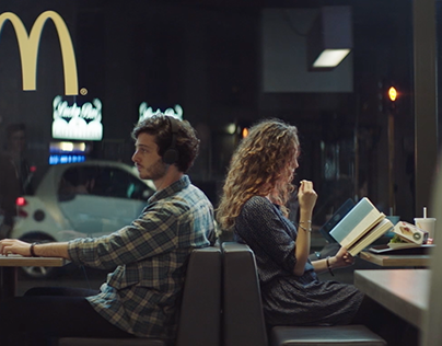 McDonald's - Big Tasty