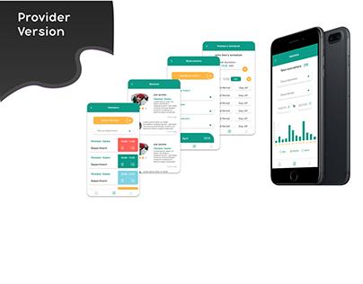 Mao3ed mobile app